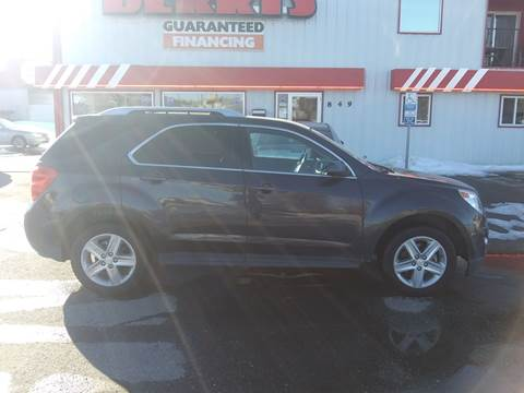 2014 Chevrolet Equinox for sale in Billings, MT
