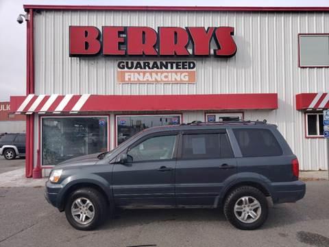 2004 Honda Pilot for sale in Billings, MT