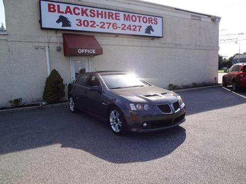 2009 Pontiac G8 for sale in New Castle, DE