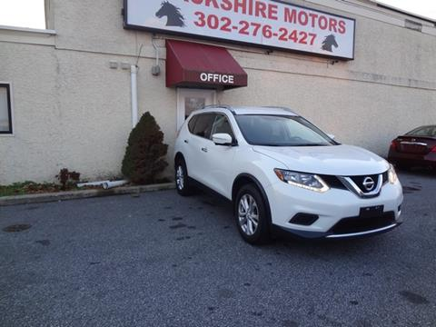 2014 Nissan Rogue for sale in New Castle, DE