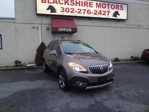 2014 Buick Encore for sale in New Castle, DE