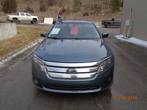 2012 Ford Fusion for sale at Big Red Auto Sales in Papillion NE