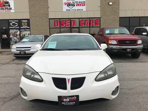 2008 Pontiac Grand Prix for sale at Big Red Auto Sales in Papillion NE