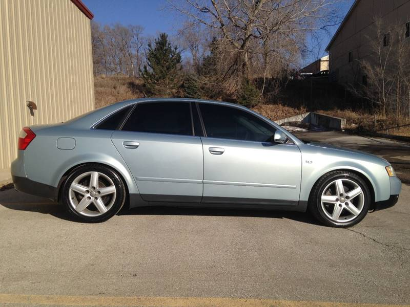 Audi A Quattro In Omaha NE Big Red Auto Sales - 2002 audi a4