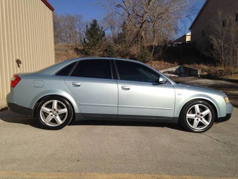 2002 Audi A4 for sale at Big Red Auto Sales in Papillion NE