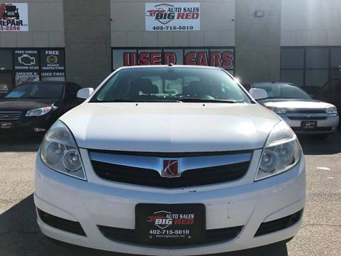 2007 Saturn Aura for sale at Big Red Auto Sales in Papillion NE