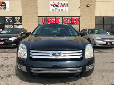 2008 Ford Fusion for sale at Big Red Auto Sales in Papillion NE