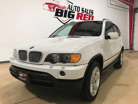 2001 BMW X5 for sale at Big Red Auto Sales in Papillion NE