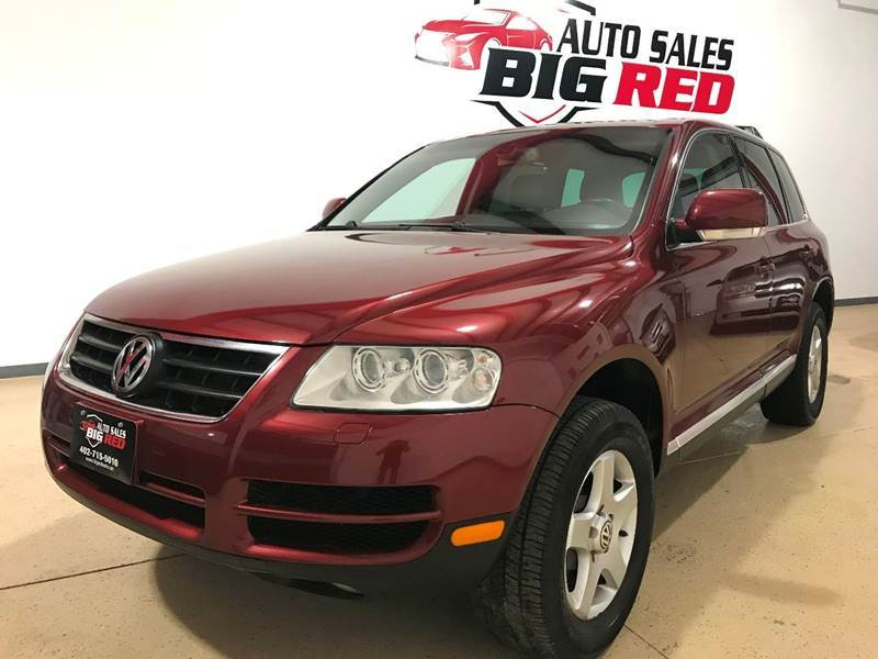 2004 Volkswagen Touareg for sale at Big Red Auto Sales in Papillion NE