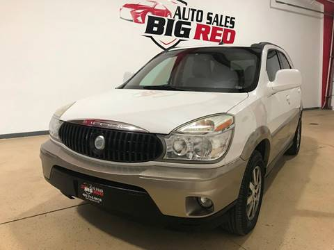 2004 Buick Rendezvous for sale at Big Red Auto Sales in Papillion NE