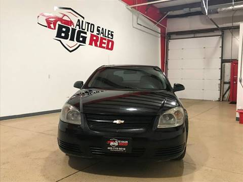 2008 Chevrolet Cobalt for sale at Big Red Auto Sales in Papillion NE