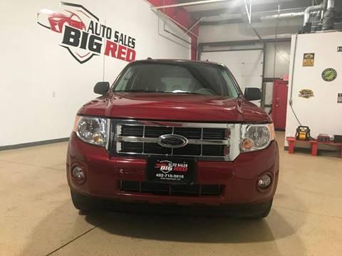 2009 Ford Escape for sale at Big Red Auto Sales in Papillion NE