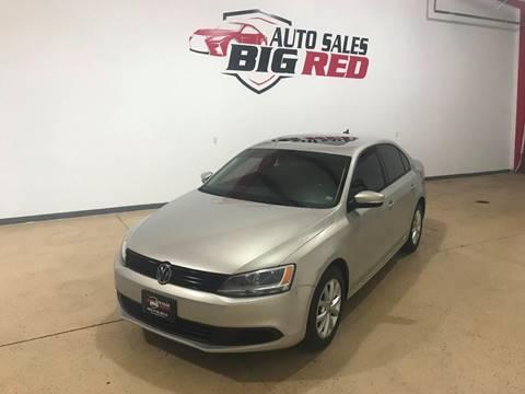 2011 Volkswagen Jetta for sale at Big Red Auto Sales in Papillion NE