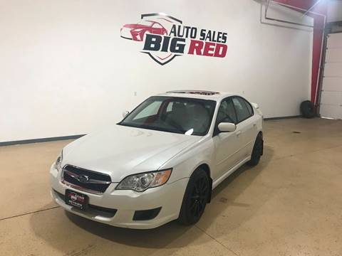 2009 Subaru Legacy for sale at Big Red Auto Sales in Papillion NE