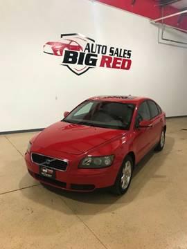 2006 Volvo S40 for sale at Big Red Auto Sales in Papillion NE