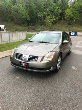2005 Nissan Maxima for sale at Big Red Auto Sales in Papillion NE