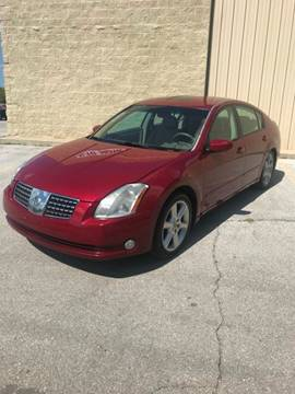 2006 Nissan Maxima for sale at Big Red Auto Sales in Papillion NE