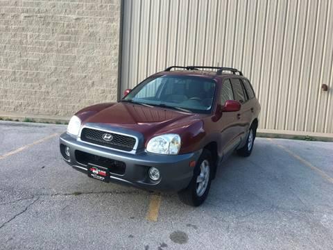 2004 Hyundai Santa Fe for sale at Big Red Auto Sales in Papillion NE