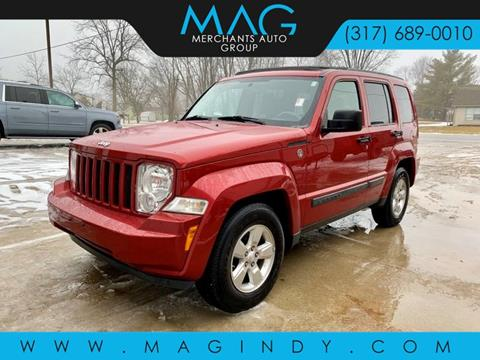 2009 Jeep Liberty for sale in Cicero, IN