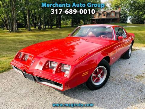 1980 Pontiac Firebird for sale in Cicero, IN