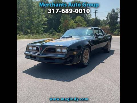 1977 Pontiac Trans Am for sale in Cicero, IN