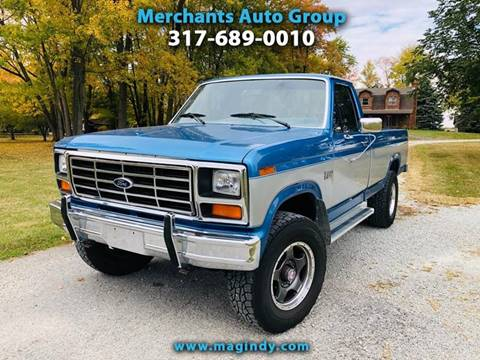 1985 Ford F-250 for sale in Cicero, IN