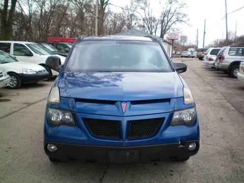 2003 Pontiac Aztek for sale in Batavia, IL
