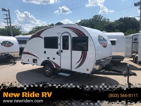 2020 Little Guy Camp Rover for sale at New Ride RV in Rock Hill SC