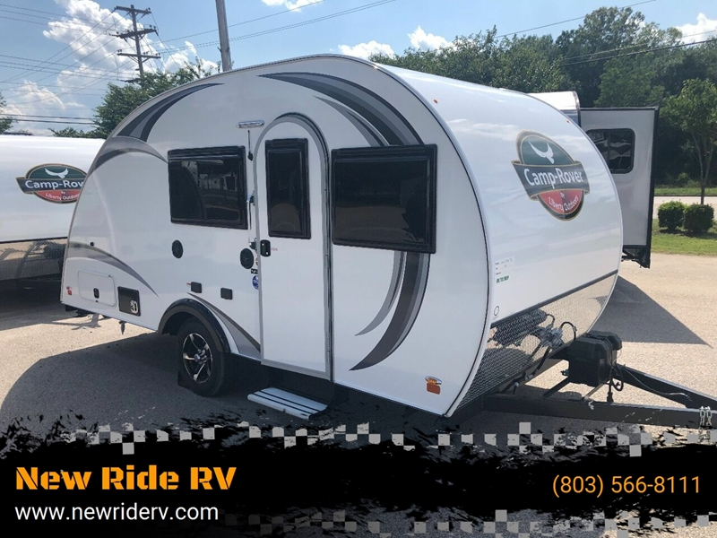 2020 Little Guy Camp Rover Rough Rider Sport for sale at New Ride RV in Rock Hill SC