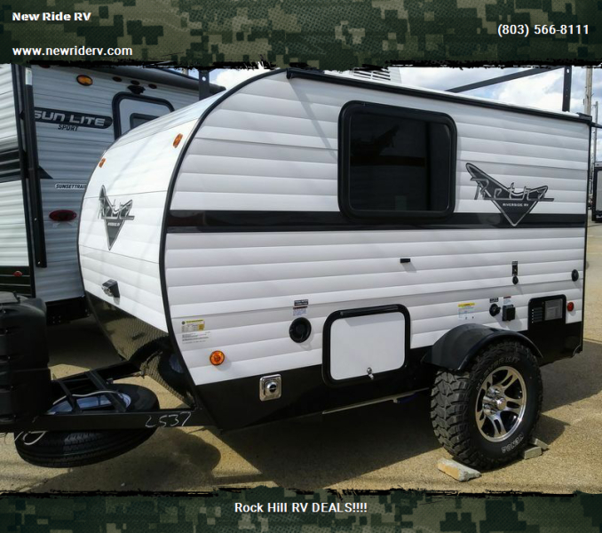 2020 RIVERSIDE 511 RETRO for sale at New Ride RV in Rock Hill SC
