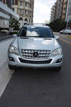 2009 Mercedes Benz ML350 For Sale In Miami, FL