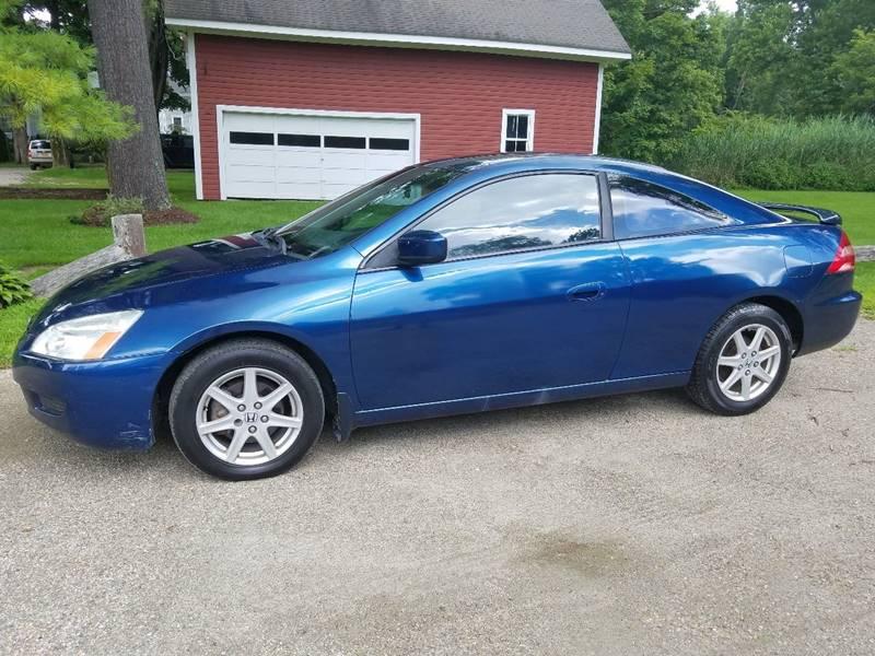 2003 Honda Accord For Sale At Bulls Bridge Garage LLC In Kent CT