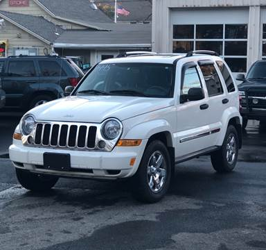 2006 Jeep Liberty for sale in Kent, CT