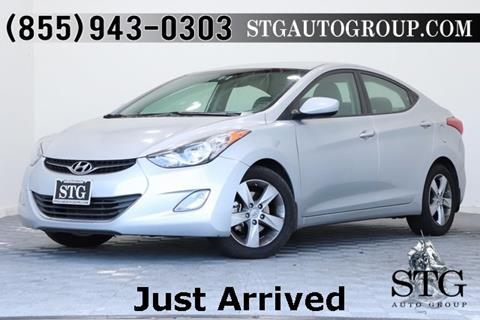 2013 Hyundai Elantra For Sale In Garden Grove, CA