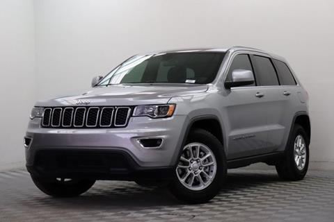 2018 Jeep Grand Cherokee for sale in Garden Grove, CA