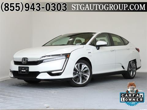 2018 Honda Clarity Plug-In Hybrid for sale in Garden Grove, CA