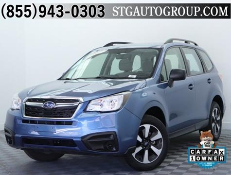 2017 Subaru Forester for sale in Garden Grove, CA