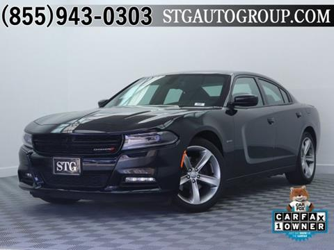 2016 Dodge Charger for sale in Garden Grove, CA