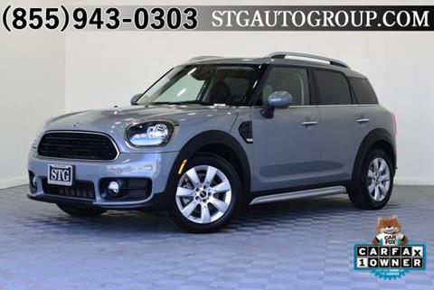 2019 MINI Countryman for sale in Garden Grove, CA