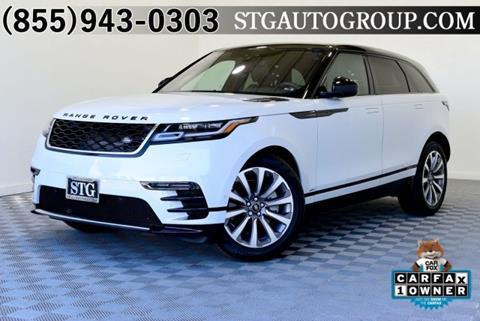 2018 Land Rover Range Rover Velar for sale in Garden Grove, CA