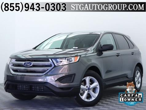 2018 Ford Edge for sale in Garden Grove, CA