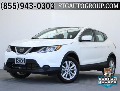 2018 Nissan Rogue Sport for sale in Garden Grove, CA