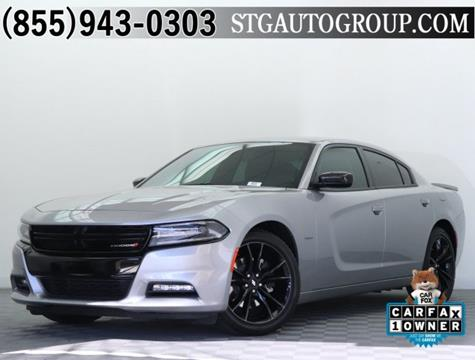 2018 Dodge Charger for sale in Garden Grove, CA