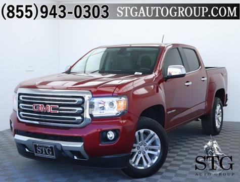 2018 GMC Canyon for sale in Garden Grove, CA