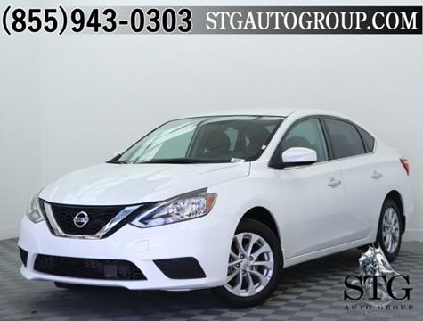 2018 Nissan Sentra for sale in Garden Grove, CA