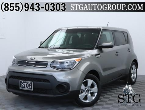 2018 Kia Soul for sale in Garden Grove, CA