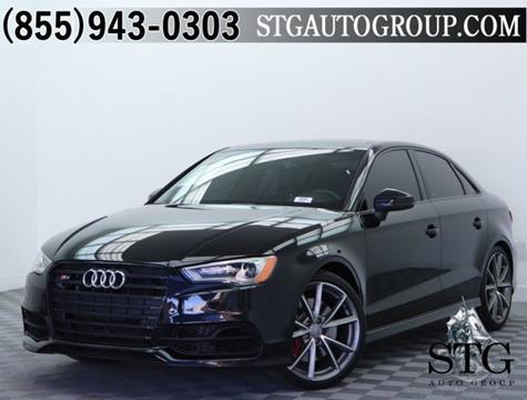 2016 Audi S3 for sale in Garden Grove, CA