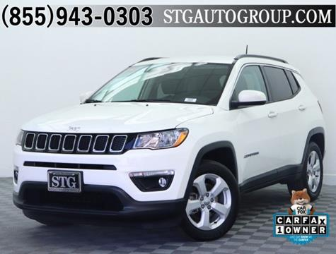 2018 Jeep Compass for sale in Garden Grove, CA