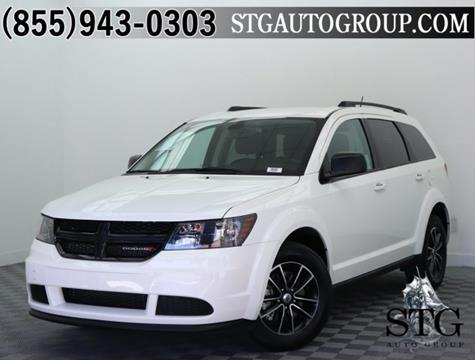 2018 Dodge Journey for sale in Garden Grove, CA
