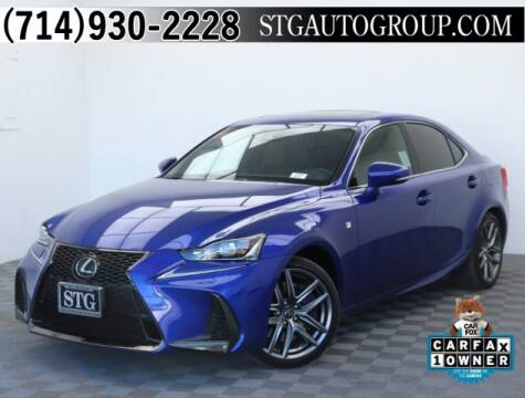 Lexus Los Angeles >> Used Lexus Is 350 For Sale In Los Angeles Ca Carsforsale Com